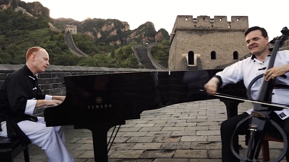 The PIANO GUYS 玩上Cosplay了